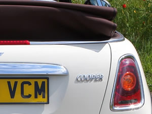 Fixed price servicing options for your Mini Convertible Cooper (R57) from www.theminispecialist.com