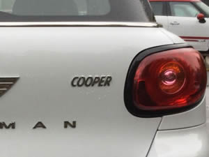 Fixed price servicing options for your Mini Paceman Cooper (R61) from www.theminispecialist.com