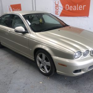 SOLD -Jaguar X Type 2.2d Sovereign – SOLD