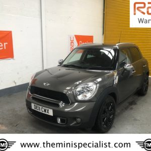 SOLD – Mini Cooper S Countryman with £3,975 of optional extras – SOLD