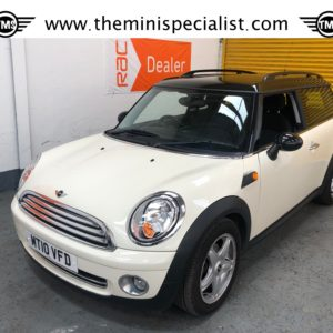 SOLD – Mini Cooper Clubman Auto with Chili Pack and £4,850 worth of extras – SOLD
