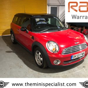SOLD – MINI Clubman Cooper with £1,445 worth of options – SOLD