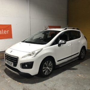 SOLD – 2015 Peugeot 3008 1.6 HDi Active 50k miles – Full History – SOLD