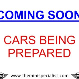 Coming Soon – Our stock list of cars currently being prepared