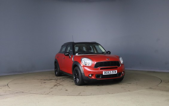** IN PREPARATION – 2013 (63) MINI Countryman Cooper SD Auto – 82k miles