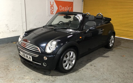 2007 Mini Cooper Convertible For Sale with £2960 of extras