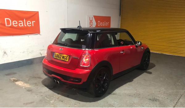 SOLD – MINI Cooper S in CHILI Red with Full Service History – SOLD