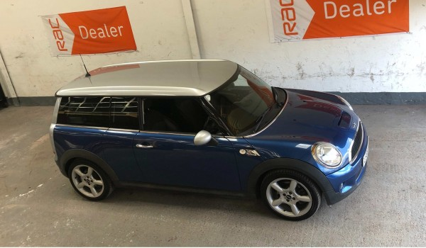 SOLD- 2008 Mini Cooper Clubman S with £3,770 worth of extras – SOLD