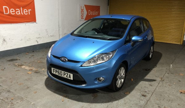 SOLD – 2010 Ford Fiesta 1.4 TDCi Zetec 3dr – SOLD