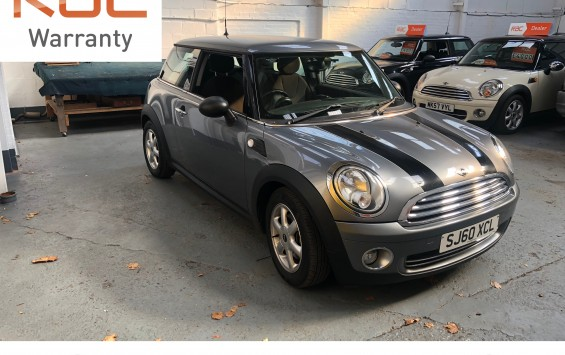 MINI One For Sale – Graphite Special Edition