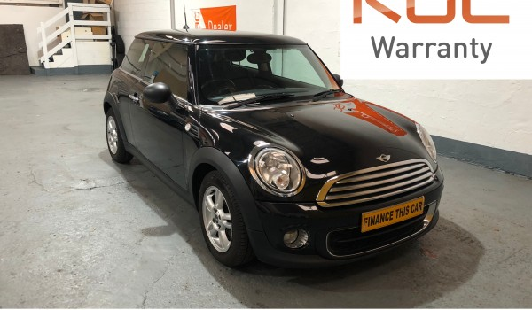 MINI One D For Sale – 'Avenue' Special Edition