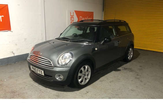 2010 Mini Cooper Clubman with £3,310 worth of extras