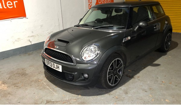 SOLD – 2013 MINI Cooper SD in Highclass Gray Metallic – One owner with full dealership Service History – SOLD