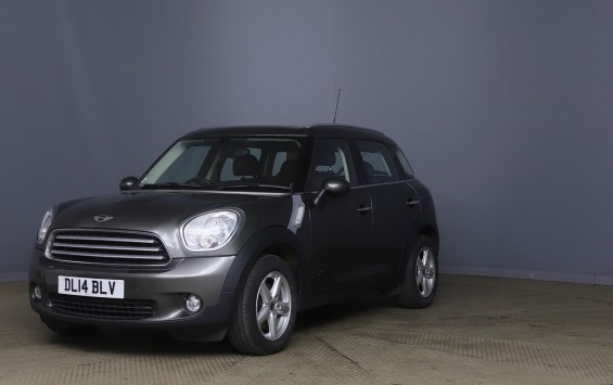 IN PREP – 2014 Mini Cooper Countryman with 54k miles