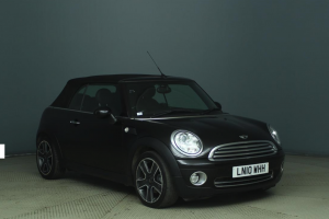 Mini Cooper Convertible with £5,500 of Extras