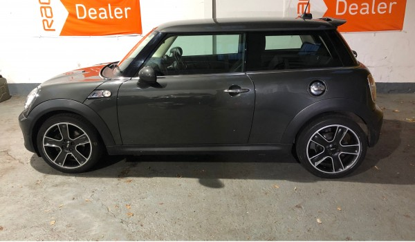 2013 MINI Cooper SD in Highclass Gray Metallic – One owner with full dealership Service History