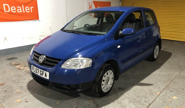 2007 VW Fox 1.2 Petrol – One Owner with full VW Service History – Finance Available