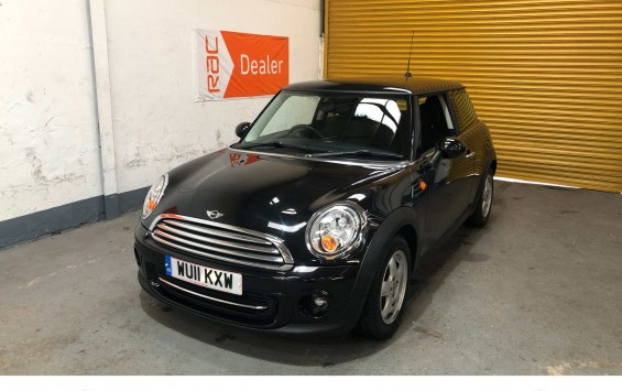 2011 Mini Cooper For Sale with 61k Miles and Full Service History