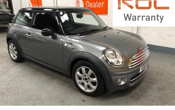 SOLD – MINI 1.6 Cooper D Graphite 3dr – SOLD