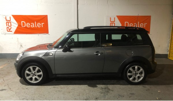 SOLD – 2010 Mini Cooper Clubman with £3,310 worth of extras – SOLD