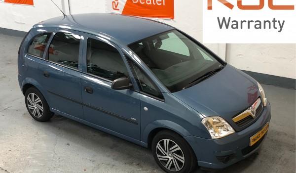 SOLD – Vauxhall Meriva 1.3 CDTi 16v Life 5dr – SOLD