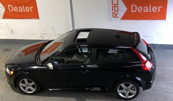 SOLD – Volvo C30 1.6 Diesel R-Design Sport – SOLD