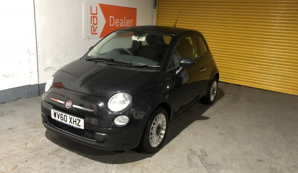 SOLD – 2010 Fiat 500 for sale – Full Service History & 12m MOT – SOLD