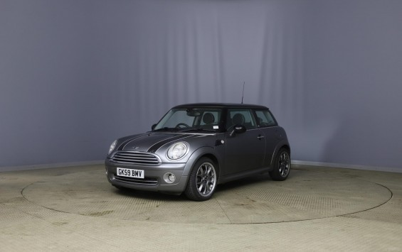 IN PREP – 2009 MINI Cooper Graphite Special Edition