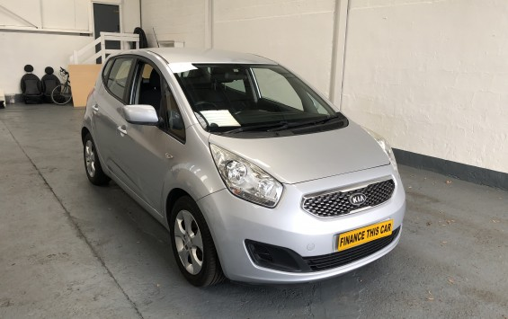 SOLD – 2010 KIA Venga 1.4 CRDi EcoDynamics 2 5dr – SOLD