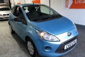 SOLD – Ford Ka For Sale – 1 Owner – Full Service History