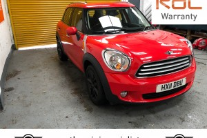 SOLD – MINI Countryman 1.6 Cooper with CHILI Pack and SatNav – SOLD