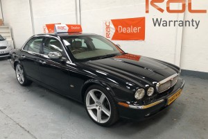 SOLD – Jaguar XJ 2.7 TDVi Sovereign-SOLD