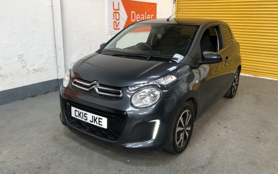 2015 Citroen C1 1.0 VTi Flair (ZERO ROAD TAX)