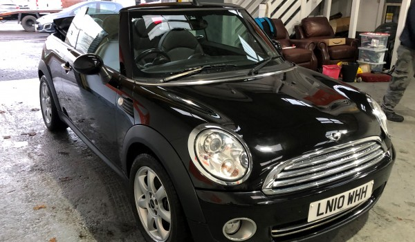 Mini Convertible For Sale – Cooper with £5,500 of Extras